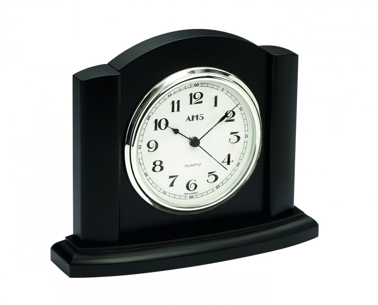pendule a poser en bois 1001 pendules. Black Bedroom Furniture Sets. Home Design Ideas