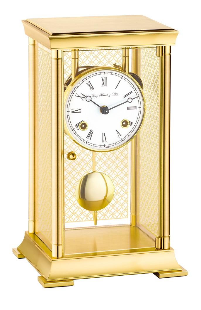 pendule poser m canique balancier 1001 pendules. Black Bedroom Furniture Sets. Home Design Ideas