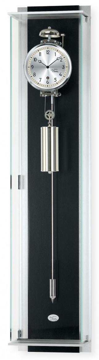 pendule murale mcanique haut de gamme sonnerie au passage. Black Bedroom Furniture Sets. Home Design Ideas