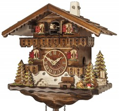 Horloge Engstler1001 Pendules Coucou Marque Horloge Coucou 34RjL5Aq