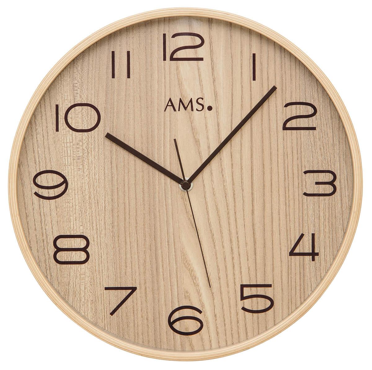 Inspiring Horloge Salle De Bain Bois