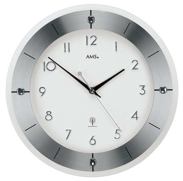Horloge radio pilotee 1001 pendules - Pendule de cuisine murale ...