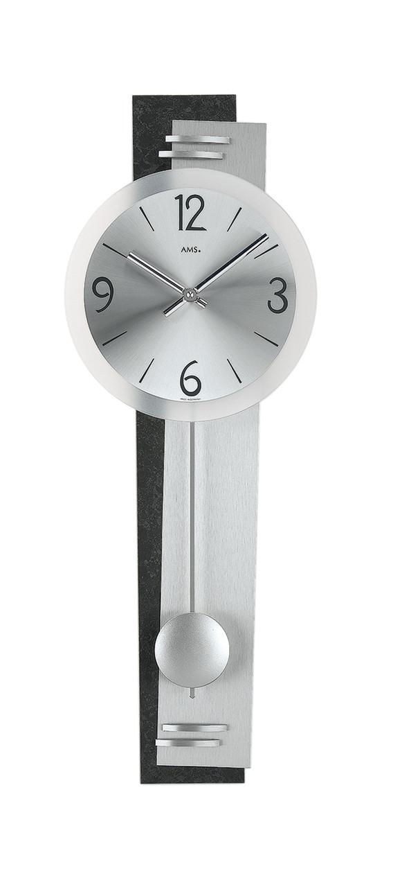 horloge murale balancier
