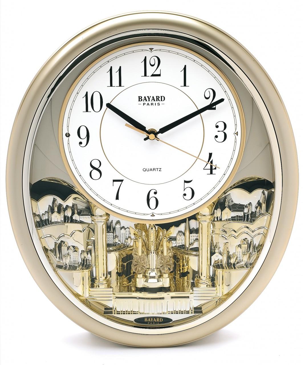 Pendules murales modernes trendy horloge de cuisine for Horloge de cuisine moderne
