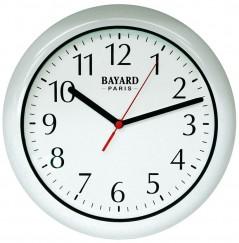 1001 pendules vente de pendule murale horloge r veil for Pendule de cuisine rouge