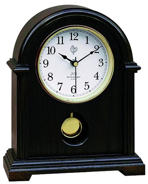 pendule poser en noyer sonnerie westminster pendule. Black Bedroom Furniture Sets. Home Design Ideas