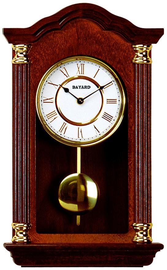 pendule murale carillon r gulateur quartz bayard carillon westminster 1001 pendules. Black Bedroom Furniture Sets. Home Design Ideas
