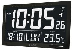 Horloge murale digitale dans la gamme horloge murale 1001 pendules for Pendule digitale led